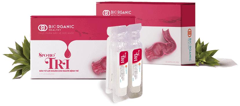 Bio Trĩ - Bào tử lợi khuẩn tinh khiết giúp người bệnh Trĩ tạo kháng thể
